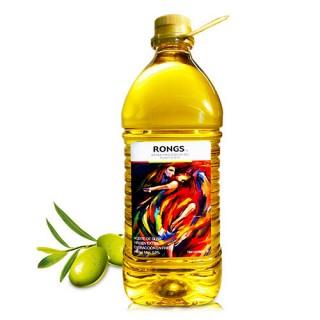 橄榄油3l塑料桶装