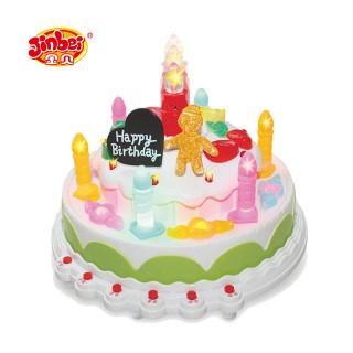 可爱马蛋糕图片